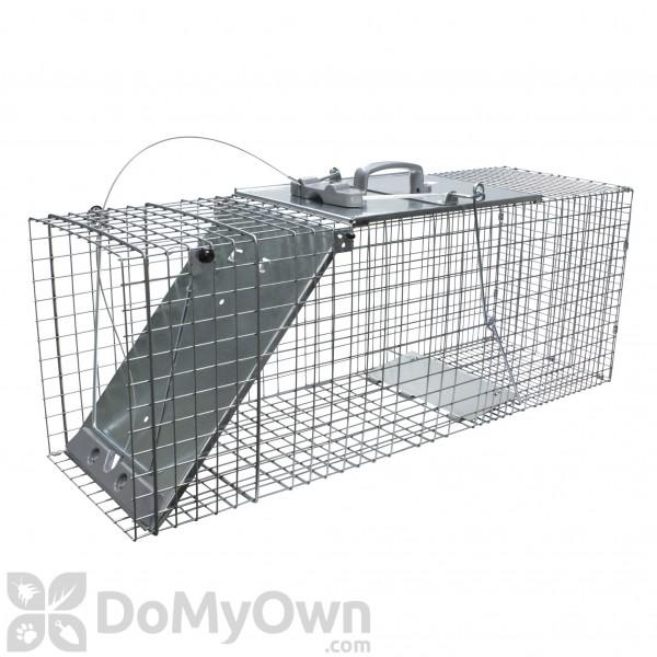 Woodstream 1085 Havahart Large Easy Set Live Animal Cage Trap for sale online