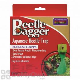Beetle Bagger Japanese Beetle Trap - Kit
