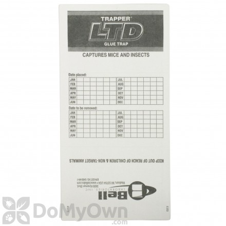 Trapper LTD Mouse/Insect Glue Boards (Pack 12)