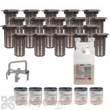 Advance Termite Bait System - Pro Kit (20 stations) + Termidor SC