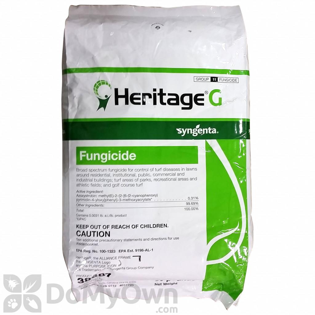 Heritage G Fungicide