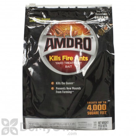 Amdro Yard Treatment Bait Shaker Bag