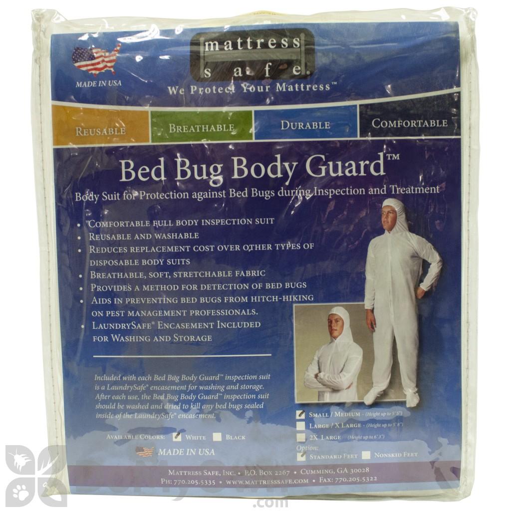 mattress safes bodyguard inspection suit