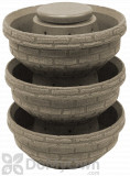 English Composting Garden (3 Pack) - Sandstone