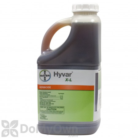 Hyvar X-L Herbicide