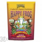 Happy Frog Japanese Maple Fertilizer (4 - 3 - 4) - Case