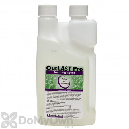 OutLAST Pro Foaming Agent