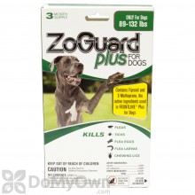 ZoGuard Plus for Dogs (89-132 lbs.)