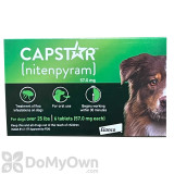 Capstar Tablets for Dogs over 25 lbs.