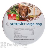 Seresto Large Dog Flea and Tick Collar (over 18 lbs)