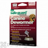 Safe-Guard Canine Dewormer 4 grams