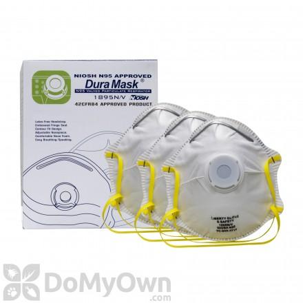 N95 Valved Respirator Mask