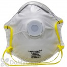 N95 Valved Respirator Mask - Single