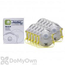 N95 Valved Respirator Mask - BOX (10 masks)