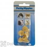 PetAg Elongated Nipples 2 oz. (5 pack)