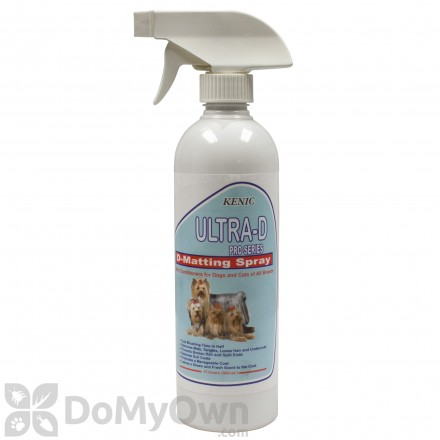 Kenic Ultra-D Dematting Spray
