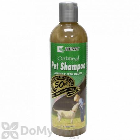 Kenic Oatmeal Pet Shampoo