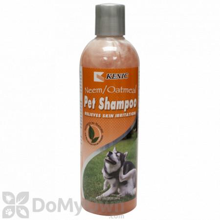 Kenic Neem Oatmeal Pet Shampoo