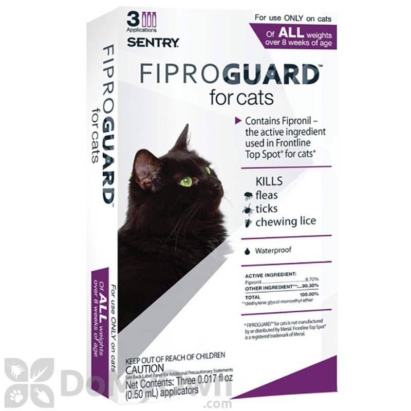 Fiproguard Plus For Cats Review Compare