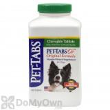 Pet-Tabs OF (Original Formula) Supplement for Dogs (180 tablets)