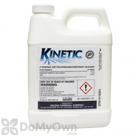 Kinetic Nonionic Surfactant