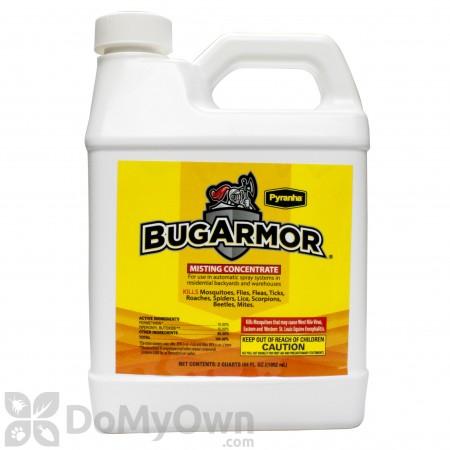 Pyranha Bug Armor Permethrin Misting System Concentrate