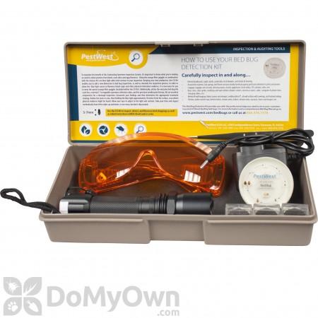 Contrasting Specimen Inspection Kit (Bed Bug Detection Kit)