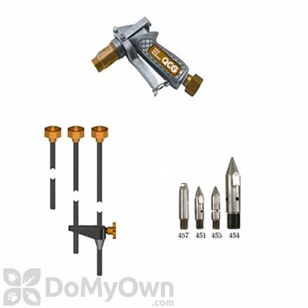 B&G Robco QCG Gun - Professional Pipe Set Kit (11007425) # 425