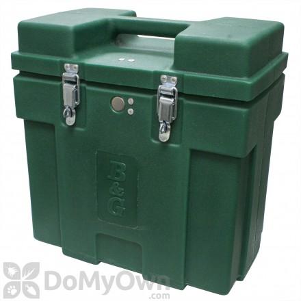 B&G Carrying Case - (Junior Size Model 763) - 11008077 - Green