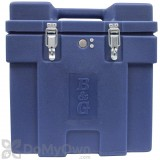 B&G Carrying Case - (Junior Size - Model 763) - 11008081 - Blue