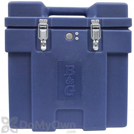 B&G Carrying Case - (Junior Size - Model 763) - 11008081 - Blue