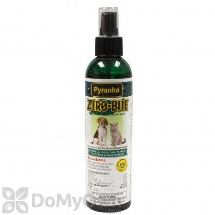 Pyranha Zero - Bite Natural Insect Repellent