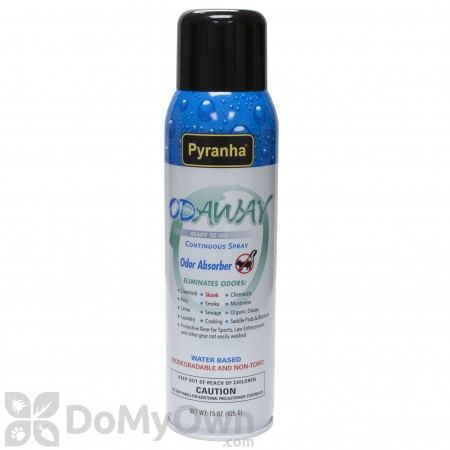 Pyranha Odaway Ready To Use Odor Absorber