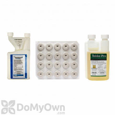 Mosquito Control Kit - Heavy Population