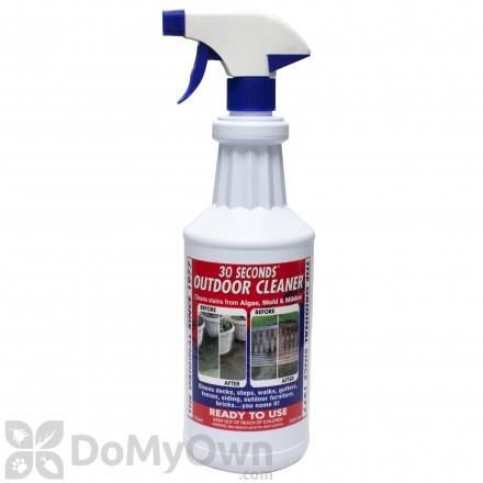 30 Seconds Outdoor Cleaner - Ready to Use