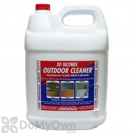30 Seconds Cleaner - 2.5 Gallon
