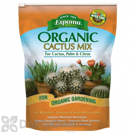 Espoma Organic Cactus Potting Mix