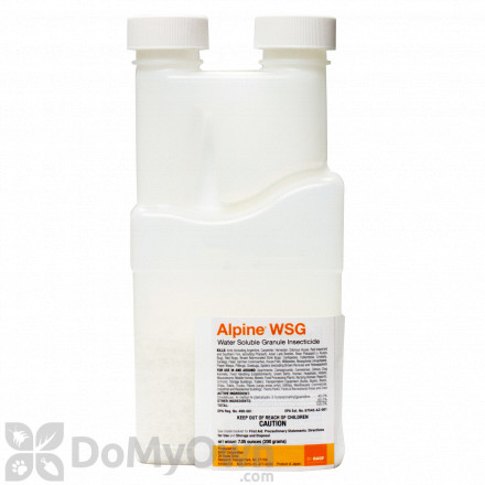 Alpine WSG 200 Gram Tip and Pour Bottle