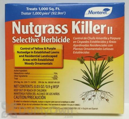 Monterey Nutgrass Killer II Selective Herbicide