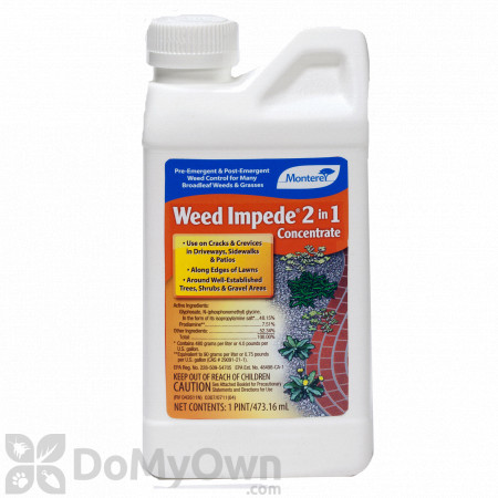 Monterey Weed Impede 2 in 1 Herbicide