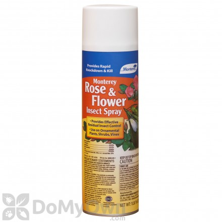 Monterey Rose and Flower Insect Spray