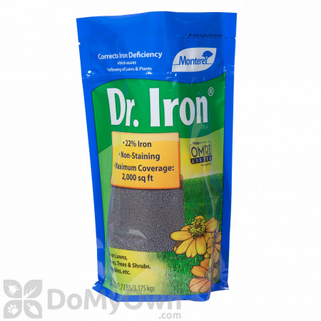 Monterey Dr. Iron