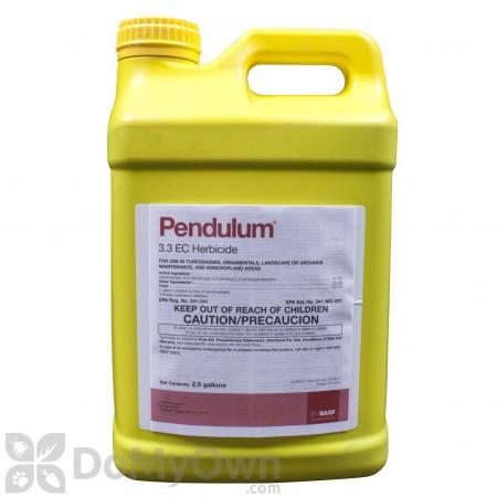 Pendulum 3.3 EC Herbicide