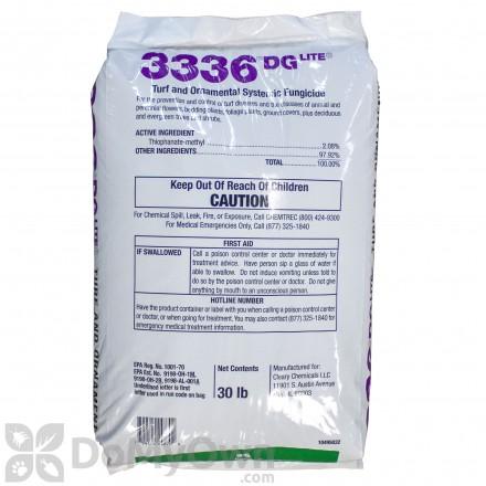 Clearys 3336 DG Lite Granular Fungicide