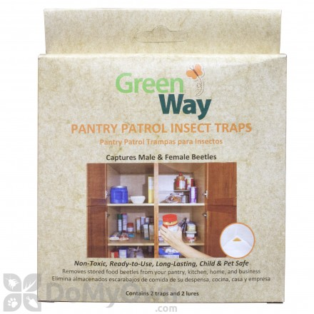 GreenWay Pantry Patrol Insect Trap