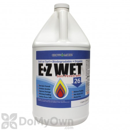 Grow More E-Z Wet Soil Penetrant 26