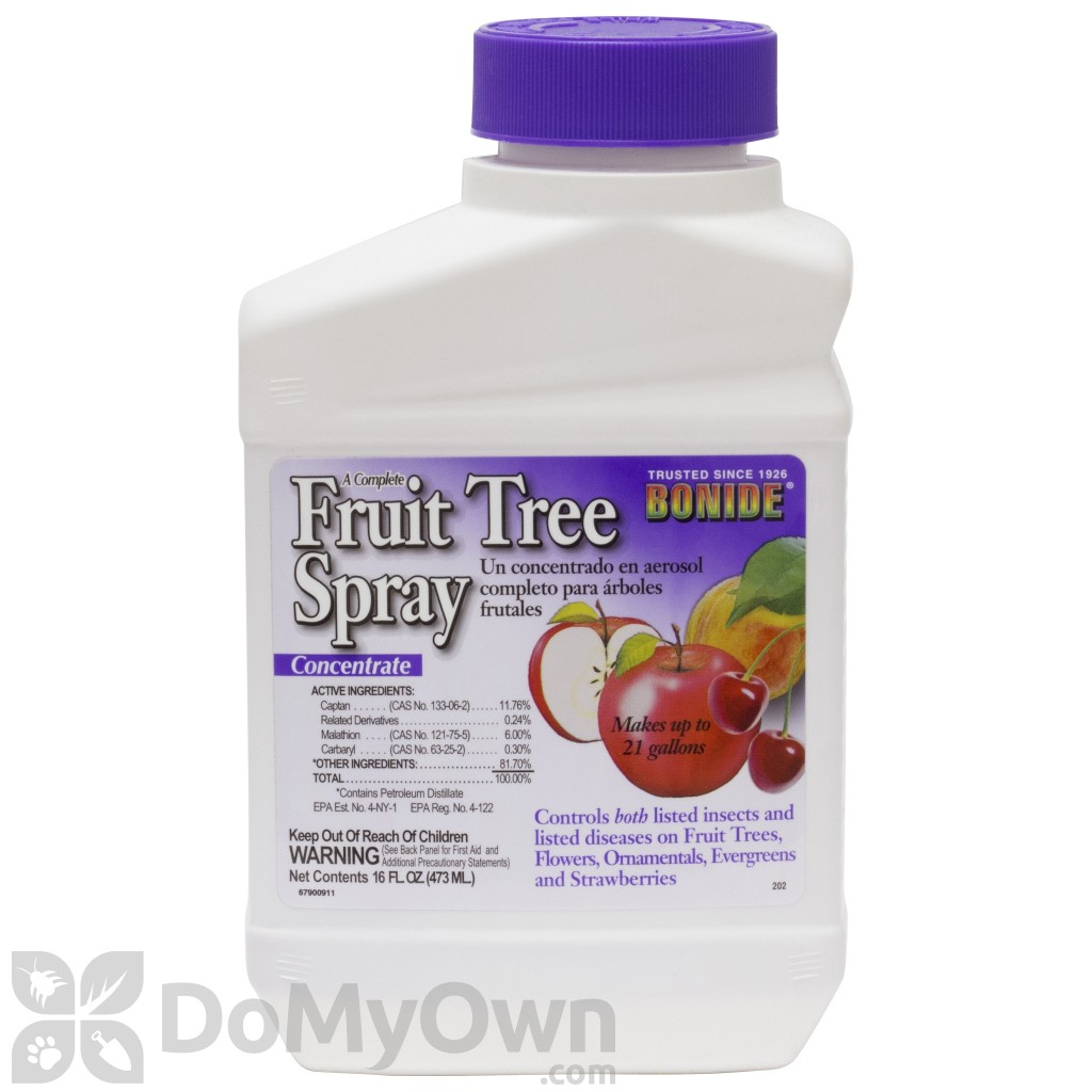Bonide Fruit Tree Spray Concentrate