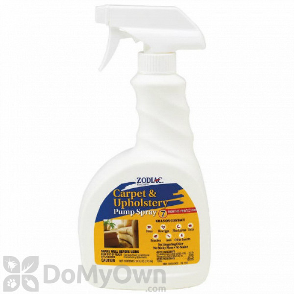 Carpet and Upholstery Pump Spray