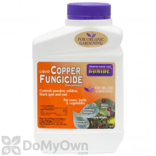 Liquid Copper Fungicide, Bonide Liquid Copper Fungicide