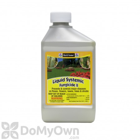 Ferti-lome Liquid Systemic Fungicide II